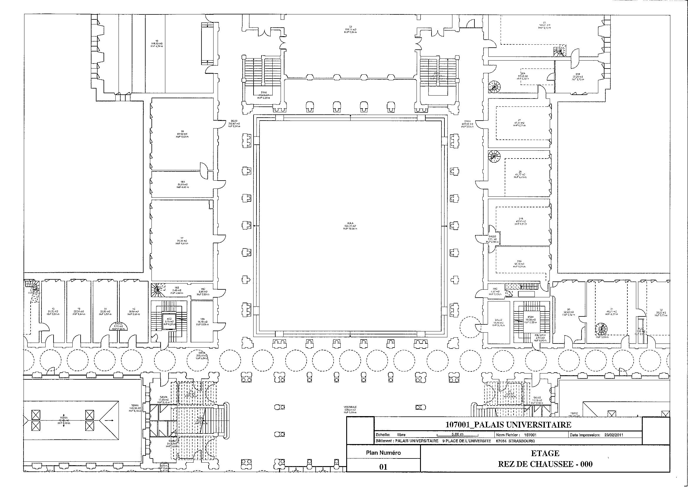 Palais U
